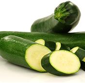 Cukinijos ir aguročiai