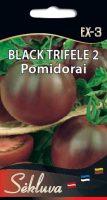 Valgomieji pomidorai Black Trifele 2