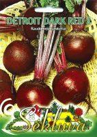 Burokėliai Detroit Dark Red