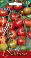 Valgomieji pomidorai Duo