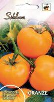 Valgomieji pomidorai Oranže