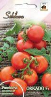 Valgomieji pomidorai Orkado F1