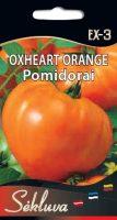 Valgomieji pomidorai Oxheart Orange