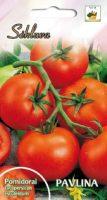 Valgomieji pomidorai Pavlina