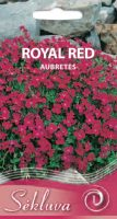 Aubrietės Royal Red