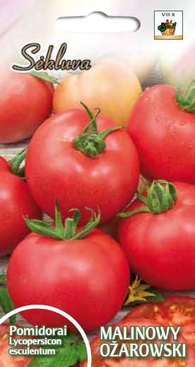 Pomidorai Malinowy Ozarowski