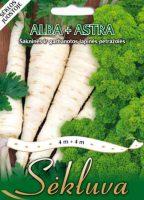 Šakninės garbanotosios lapinės petražolės Alba Astra