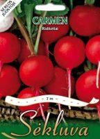 Ridikėliai Carmen