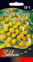 Žemuogės Yellow Wonder