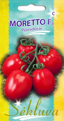 Pomidorai Moretto F1