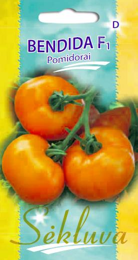 Pomidorai Bendida F1