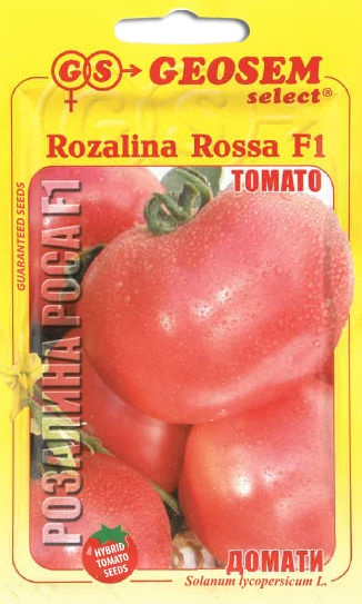 Pomidorai Rozalina Rossa F1