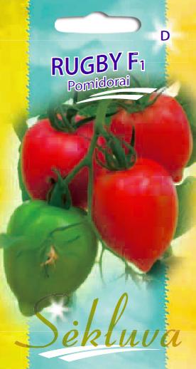 Pomidorai Rugby F1