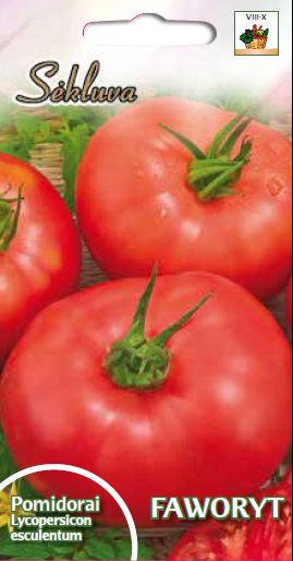 Pomidorai Favorit
