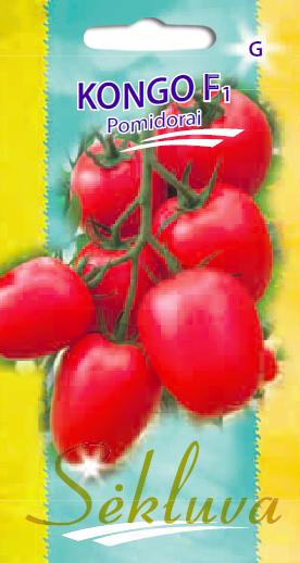Pomidorai Kongo F1