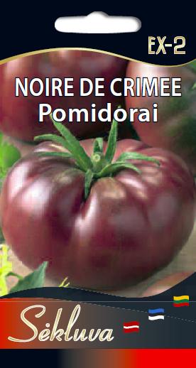Pomidorai Noire de Crimee