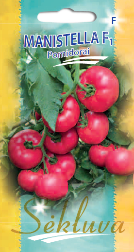 Pomidorai Manistella F1