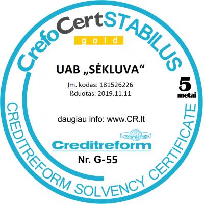 CrefoCert STABILUS