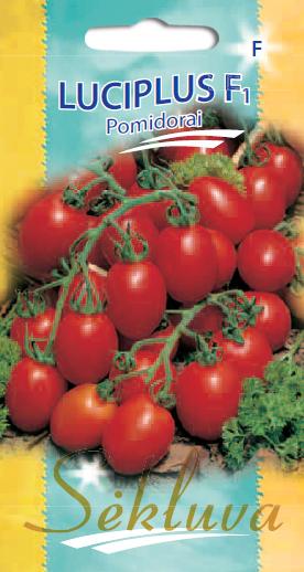 Pomidorai Lukiplus F1